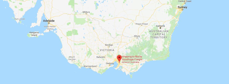 Amazon FBA Australia Locations 129 National Dr Dandenong South VIC